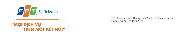 CÔNG TY CỔ PHẦN VIỄN THÔNG FPT TELECOM
