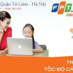 Lắp mạng FPT Quận Từ Liêm, Hà Nội
